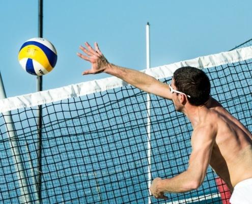 Beachvolleyball Hellerhofer Sportverein
